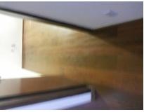 aplicação de resina em pisos de madeira na Monte Santo