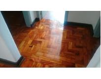 manutenção de piso de madeira em Santo Amaro