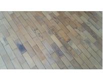 quanto custa restauração de pisos de madeira em São Paulo no Morro Grande