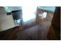 reformas de piso de madeira no Morro Grande
