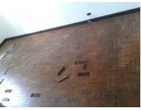 restauração de piso de madeira em São Paulo no Recanto dos Victor