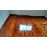 manutenção de pisos de madeira