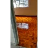 reparo em pisos de madeira