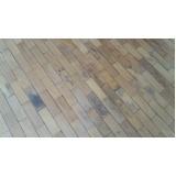 restauração de pisos de madeira em São Paulo