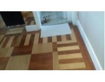 restaurar piso de madeira preço na Água Funda